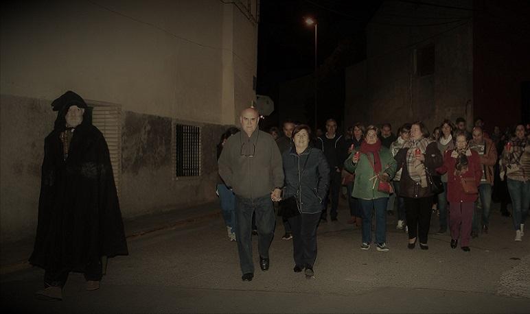 Pedrola celebra la III Edición de La noche de las Ánimas