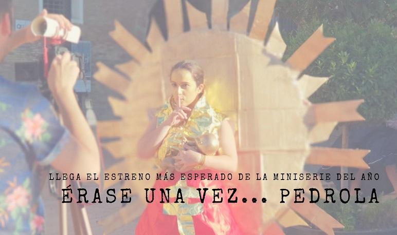 """La miniserie """"Érase una vez… Pedrola"""" se emitirá en octubre"""