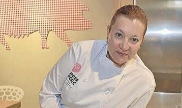 Taller de cocina demostrativa dedicado a los arroces del mundo con Cristina Persemoon