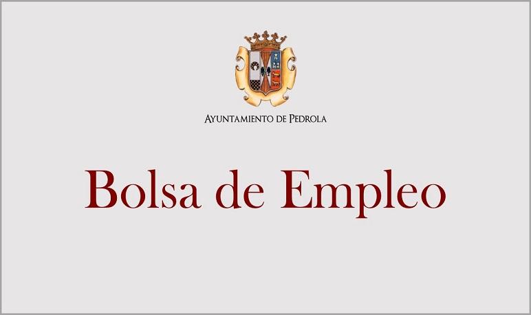 Lista definitiva de admitidos y excluidos en la Bolsa de Empleo para Técnico de Educación Infantil.