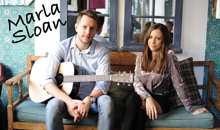 Marla Sloan presenta su disco «Drift away» en Pedrola