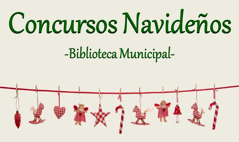 Bases de participación de los Concursos Navideños organizados por la Biblioteca Municipal