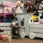 Anuncia Textil inaugura su exposición «Decoración y hogar» en la Casa de Cultura