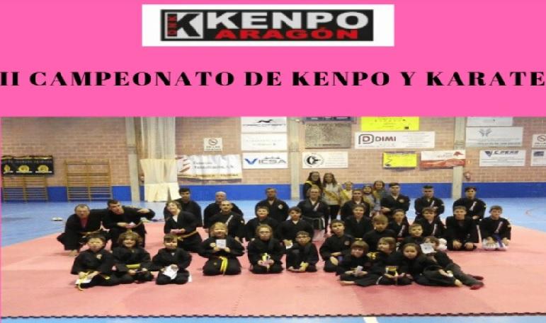 II Campeonato Kenpo y Karate Pedrola