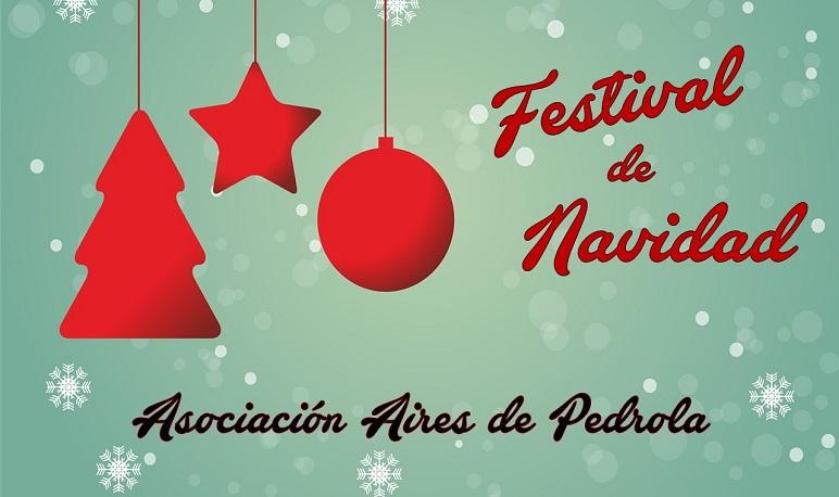 Aires de Pedrola ofrece su Festival de Navidad