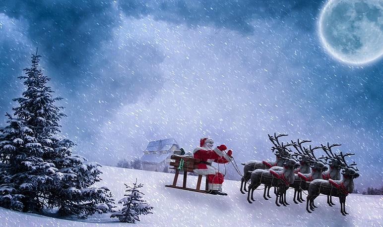 Papá Noel visita la Biblioteca Municipal el próximo viernes