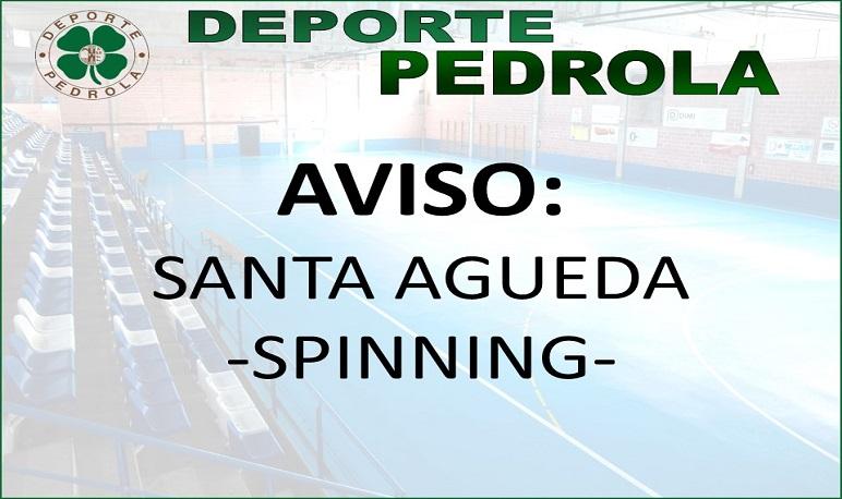 Santa Águeda (Spinning)