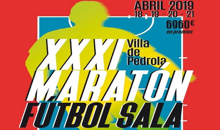 XXXI Maratón de Fútbol Sala Villa de Pedrola
