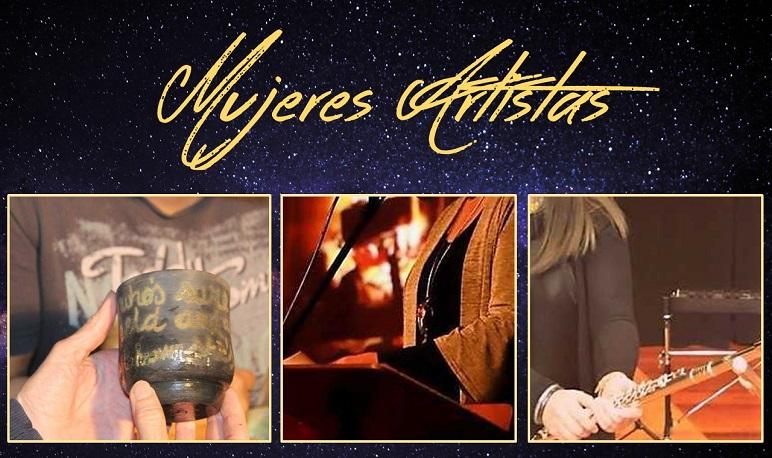 Mesa de experiencias: Mujeres Artistas en Pedrola