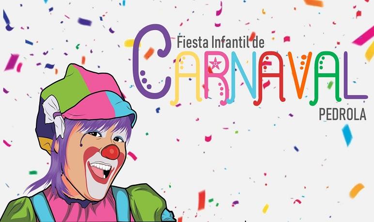 Fiesta Infantil de Carnaval en Pedrola