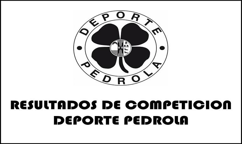 Resultados competición Deporte Pedrola