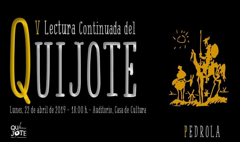V Lectura Continuada del Quijote en Pedrola