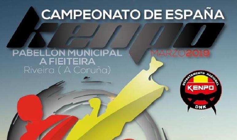 Crónica Campeonato de España Kenpo 2019