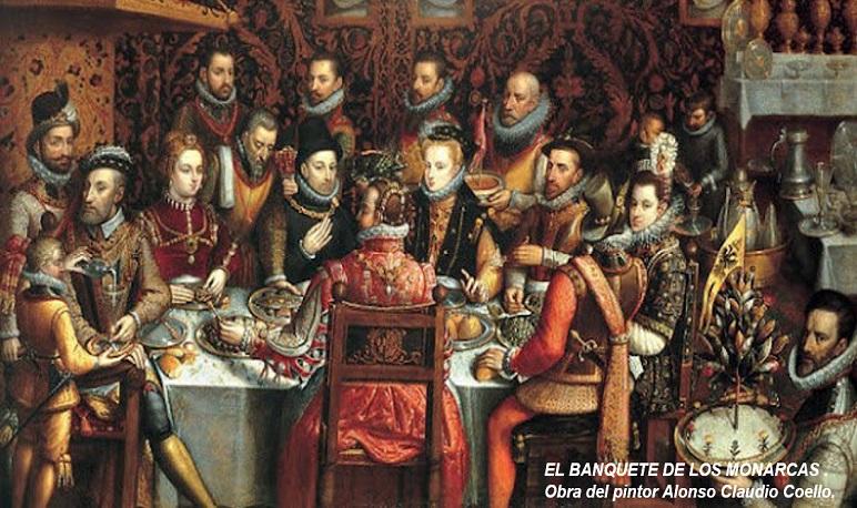 """El siguiente evento gastronómico será """"Banquete en palacio: una fiesta para los sentidos"""""""