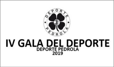 IV Gala del Deporte Pedrola