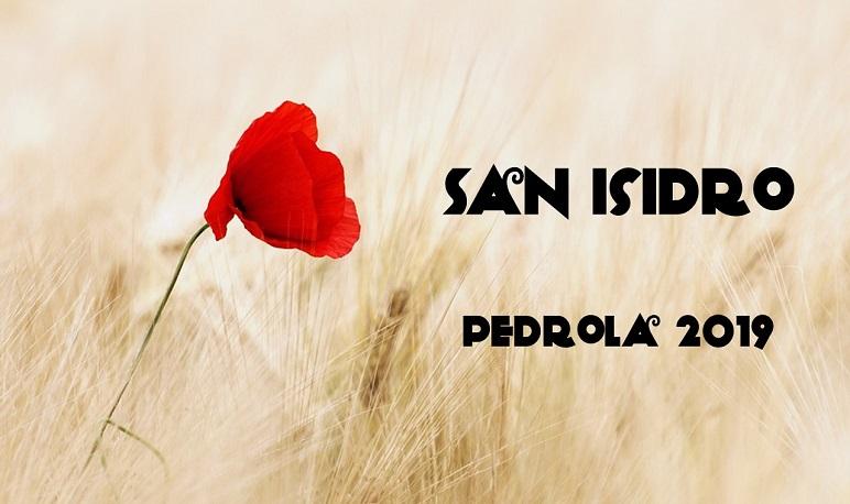 Programa de actos para la celebración de San Isidro 2019