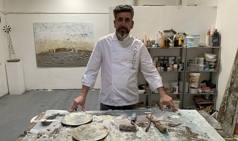Cocina pictórica y arte culinario en el próximo Show Cooking
