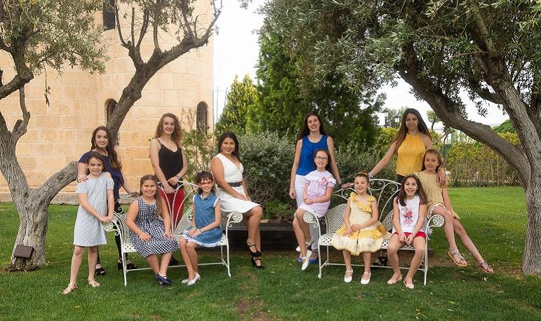 Presentación de las Reinas de las Fiestas de Pedrola 2019