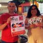 Presentada la campaña contra las agresiones en fiestas: PEDROLA DICE NO