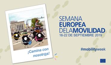 Septiembre, mes de la movilidad sostenible