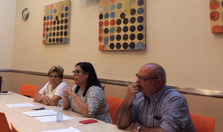 La Concejalía de Derechos Sociales presenta su plan de actuación para este curso 19-20