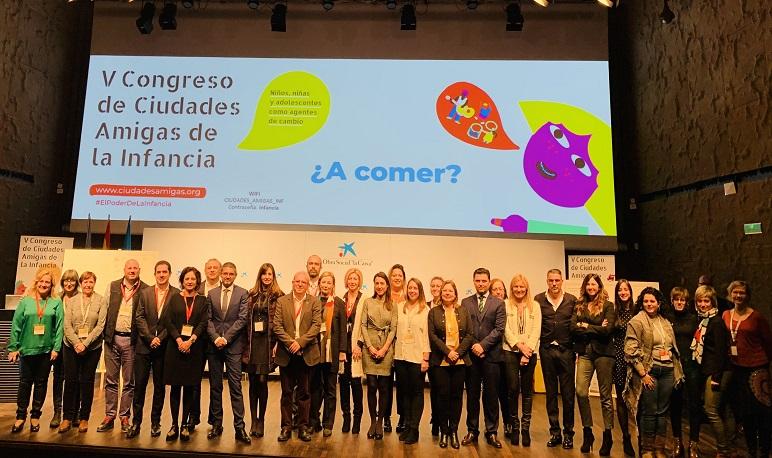 Pedrola se adhiere a la Declaración de Alcaldes y alcaldesas de Ciudades Amigas de la Infancia
