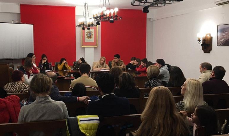 Nuevas peticiones y encomiendas en el IV Pleno Infantil