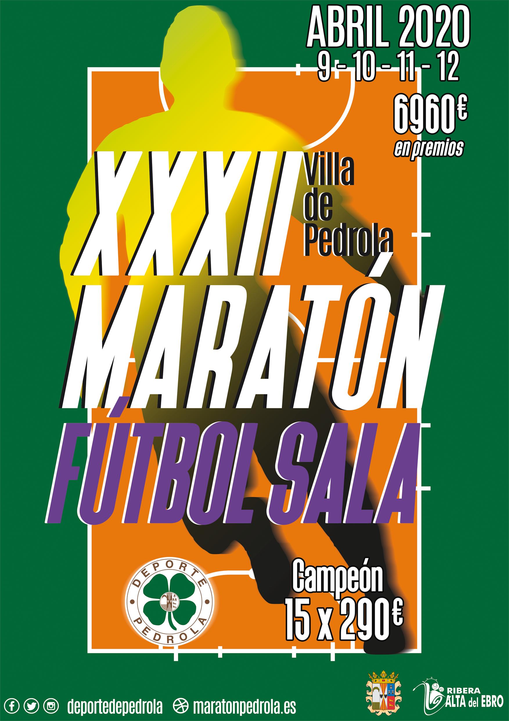 XXXII-Maraton-Pedrola