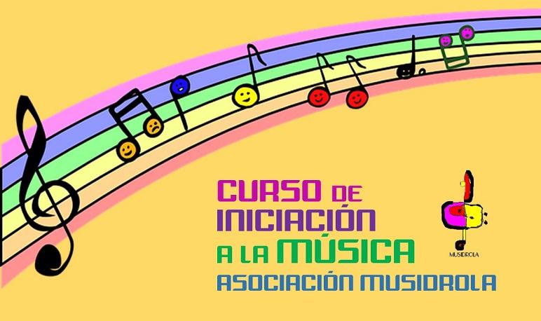 La Asociación Musidrola oferta un nuevo curso de iniciación a la música