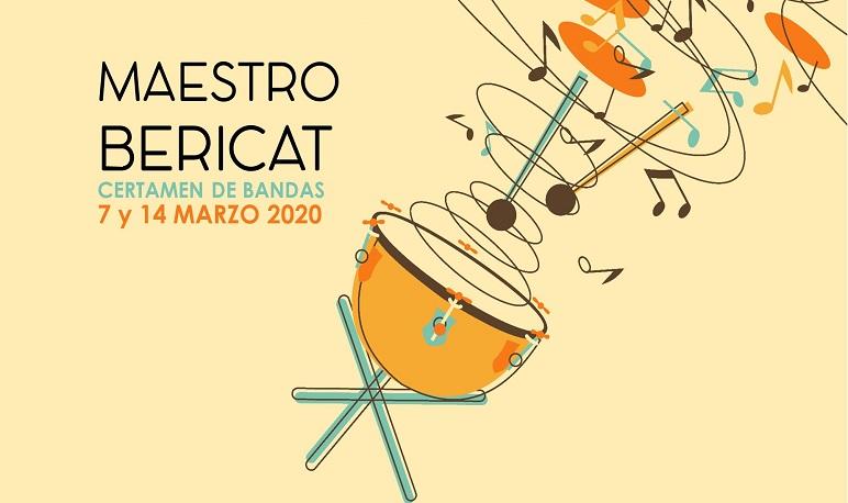Arranca la fase final del I Certamen de Bandas «Maestro Berticat» de Pedrola