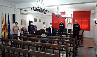 El Ayuntamiento de Pedrola coordina con UME y Fundación Zenón Almau el aislamiento de la residencia de Pedrola