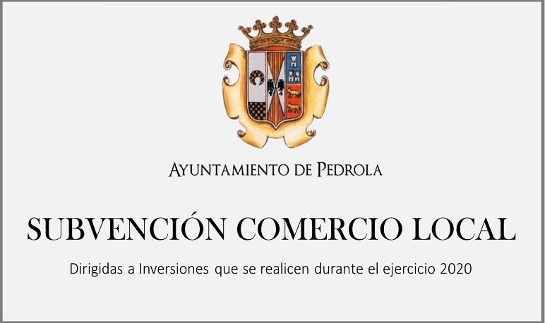 Se reanuda el plazo de presentación de solicitudes para subvenciones dirigidas a inversiones en comercios locales