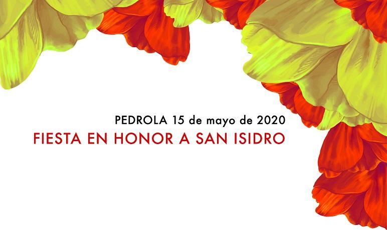 Pedrola celebrará San Isidro de forma virtual el 15 de mayo