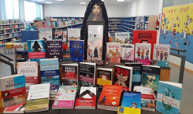 La Biblioteca Municipal ofrece novedades literarias para la época estival