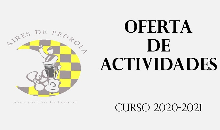 La Asociación Aires de Pedrola abre el plazo de matriculación para el curso 2020-2021