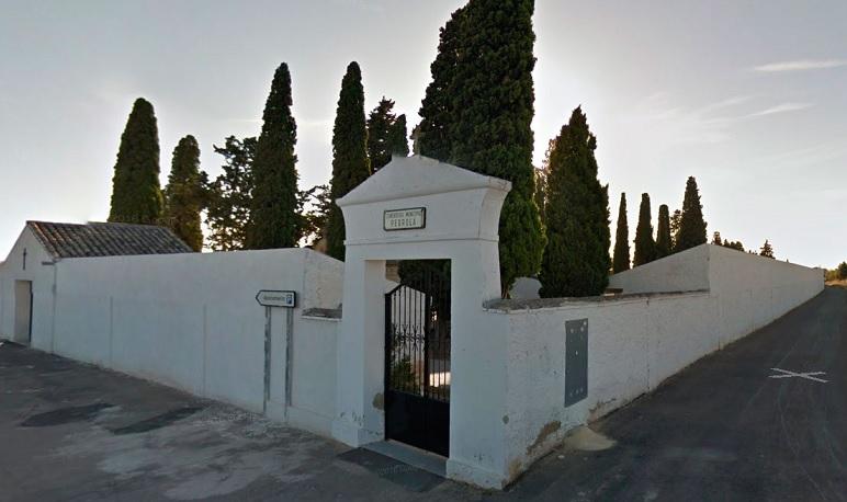 Pedrola toma medidas en el cementerio para la festividad de Todos los Santos