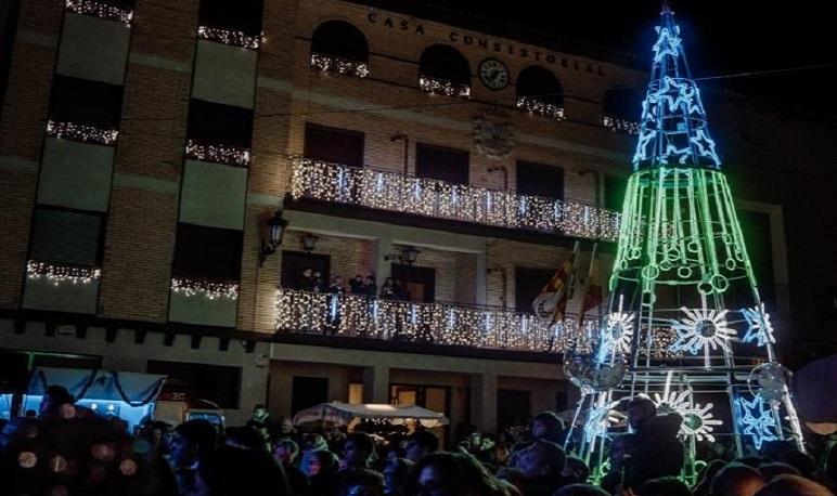Pedrola iluminará la Navidad el día 16 de diciembre