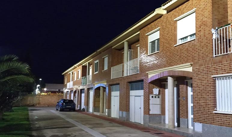 El Ayuntamiento de Pedrola mejora la iluminación vial atendiendo demandas vecinales