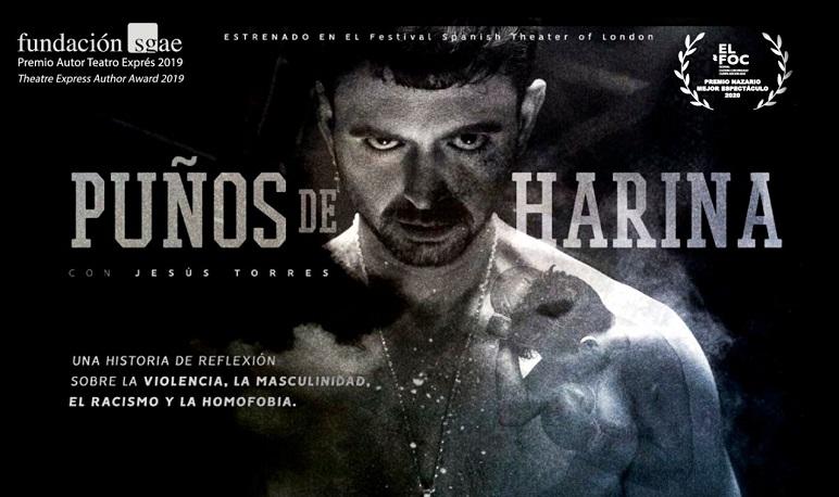 Jesús Torres trae a Pedrola desde el John Lyon's de Londres su obra Puños de Harina el 20 de febrero