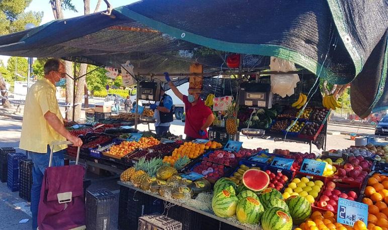 El mercadillo de los martes vuelve a Pedrola el próximo 30 de marzo con nueva ubicación