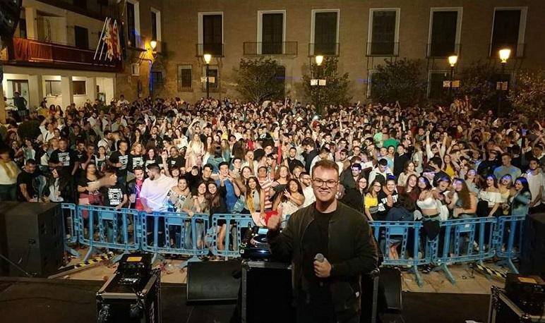 El Ayuntamiento de Pedrola cuenta con los artistas locales en la programación del Music Festival