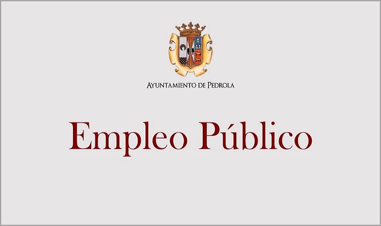 El Ayuntamiento de Pedrola convoca una plaza de arquitecto funcionario interino mediante concurso oposición