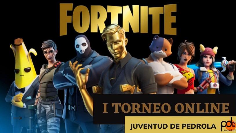 La Concejalía de Juventud de Pedrola organiza su I Torneo online de Fortnite
