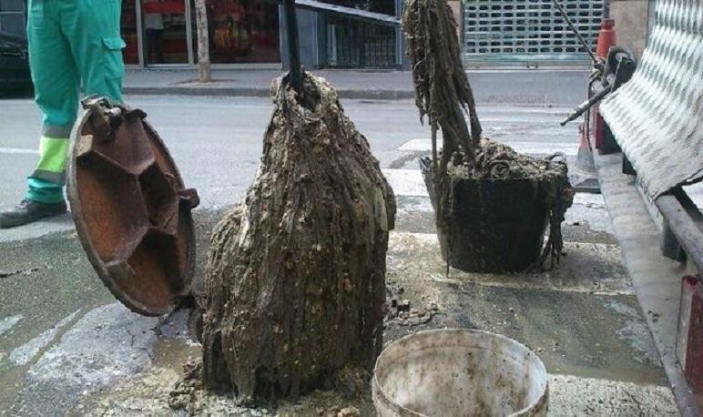 El Ayuntamiento de Pedrola detecta problemas en la red de saneamiento por toallitas higiénicas