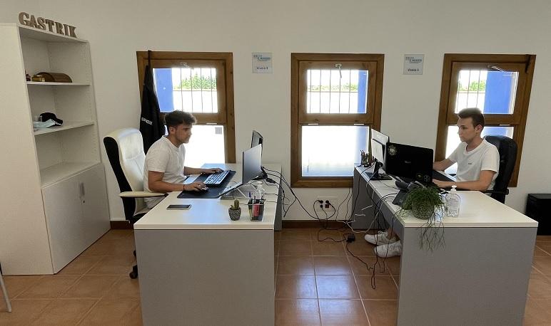 La APP movil GASTRIK se desarrolla desde el vivero empresarial CIEM El Matadero de Pedrola