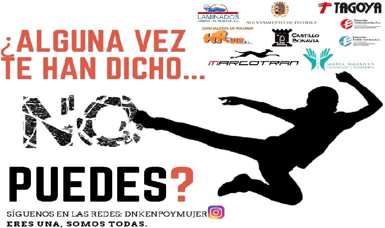 Curso Defensa Personal Femenina en Pedrola 17 de julio