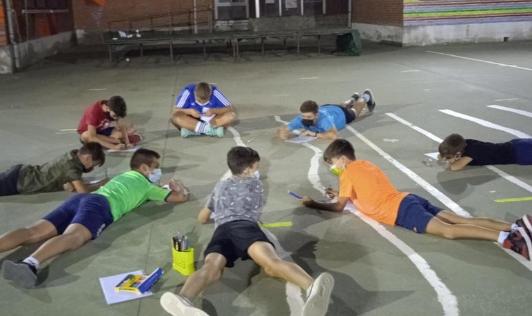 Pedrola programa nuevas actividades nocturnas para jóvenes como despedida del verano