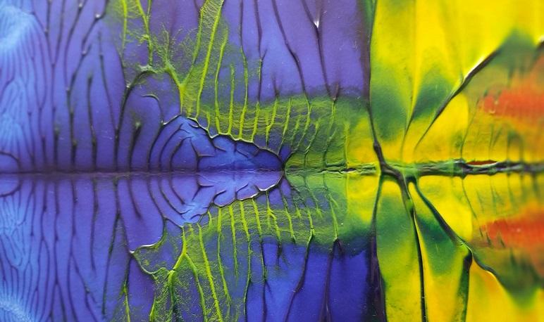 Las actividades de Artes Plásticas exponen sus trabajos en la Casa de Cultura de Pedrola